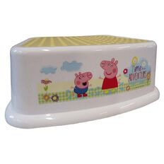 Peppa Pig Make Believe Step Stool