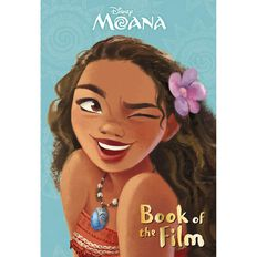 Disney Moana Book of the Film