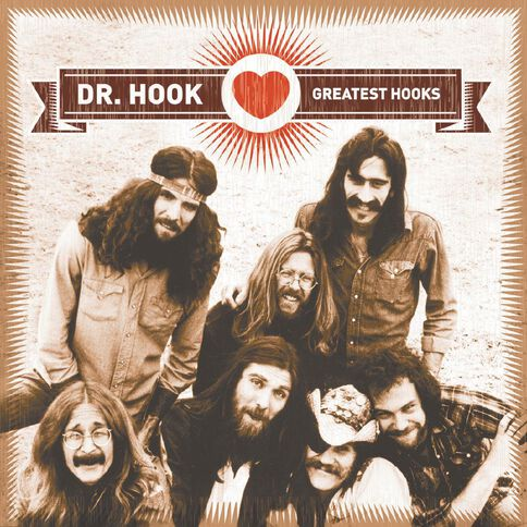 Greatest Hooks CD by Dr Hook 1Disc