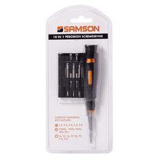 Samson Precision Screwdriver 18-in-1