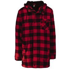 Urban Equip Plaid Lumberjack Jacket