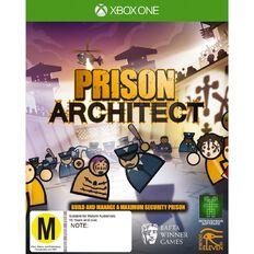 XboxOne Prison Architect