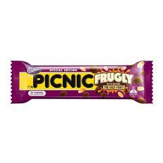 Cadbury Picnic Frugly 46g