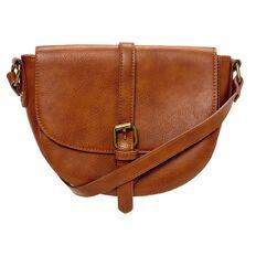 Debut Saddle Handbag