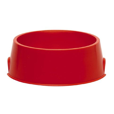 Pet Team Dog Bowl Large Assorted Colours