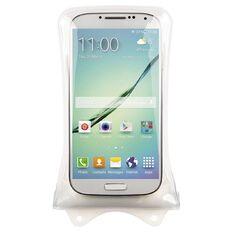 DiCAPac Waterproof Case 5.1 inch White