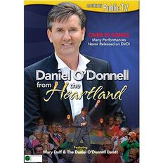 Daniel O'Donnell From The Heartland DVD 1Disc