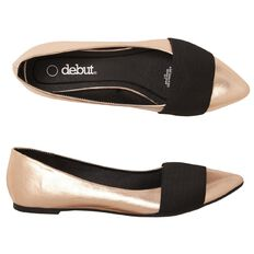 Debut Okira Ballet Shoes