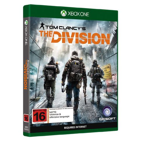XboxOne Tom Clancys The Division