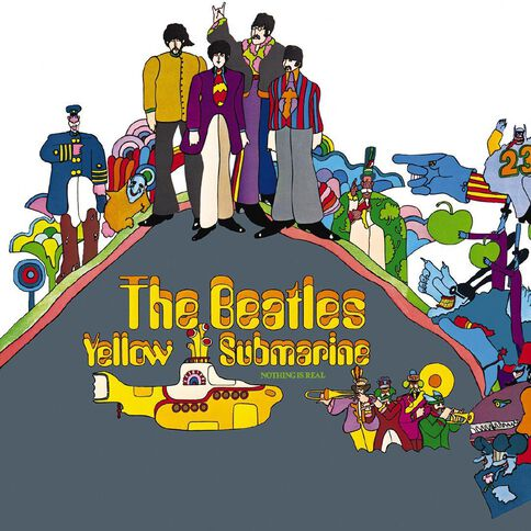 Yellow Submarine (Remastered) by The Beatles CD