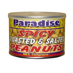 Paradise Spicy Roasted Peanuts 150g