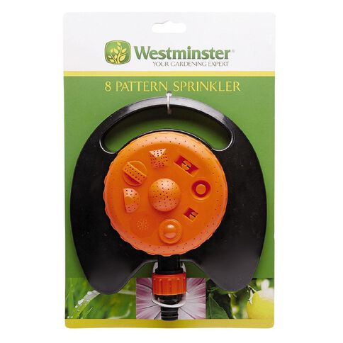 Westminster 8 Pattern Sprinkler