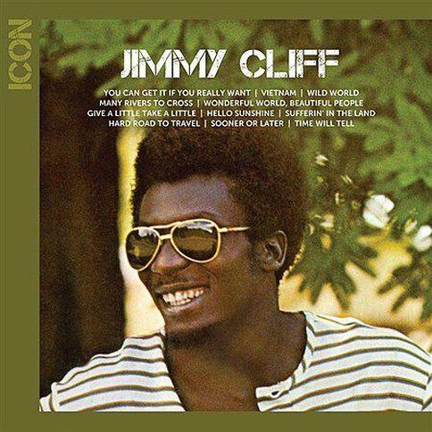 Icon CD by Jimmy Cliff 1Disc