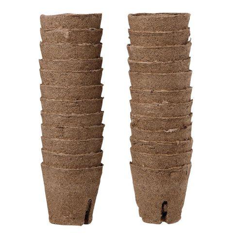 Jiffy Easi Grow Pots 6cm Round 24 Pack