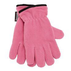 Active Intent Young Girls' Fleece Gloves