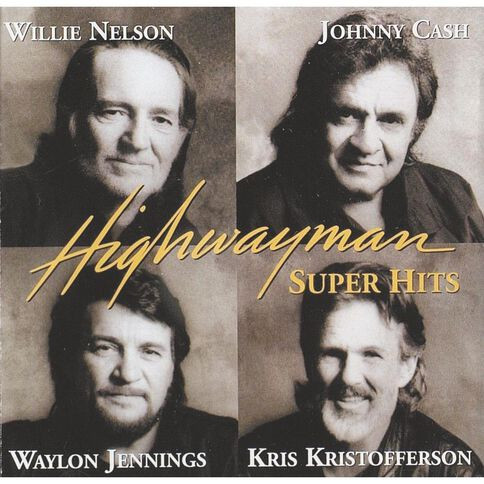 Super Hits CD by The Highwaymen 1Disc