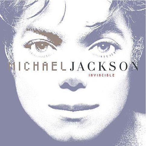 CD Jackson Michael Invincible