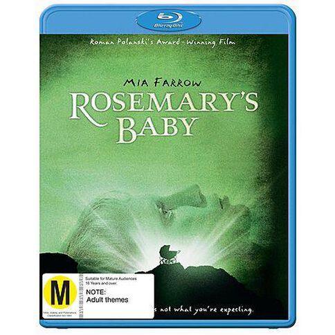 Rosemarys Baby Blu-ray 1Disc