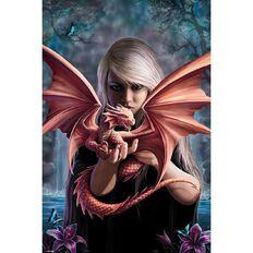 Anne Stokes Dragon Kin Poster