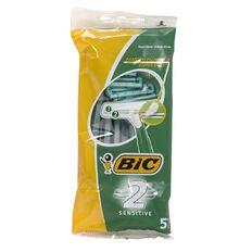 Bic Men's Disposable Razors Sensitive 5 Pack