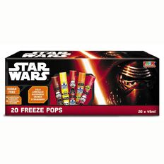 Star Wars Park Avenue Ice Pops 20 Pack
