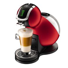 Nescafe Dolce Gusto Melody Capsule Coffee Machine Red