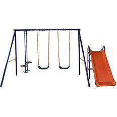 Basics Brand 4-in-1 Swing Set