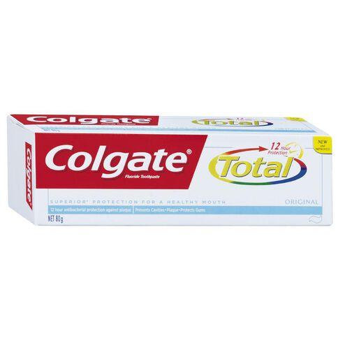 Colgate Total Original Toothpaste 80g