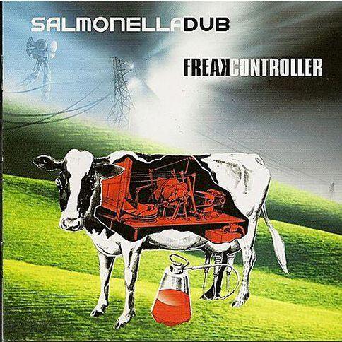 2CD Salmonella Dub Freak Controller