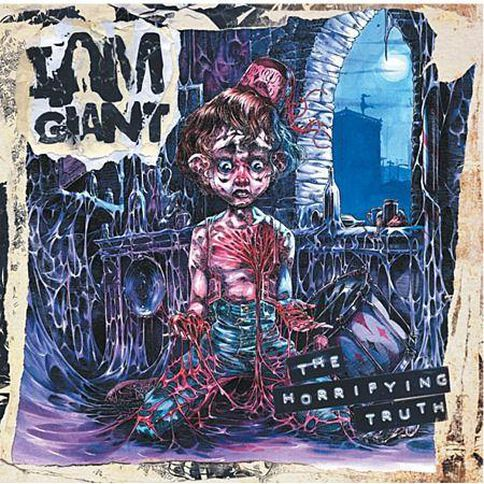 The Horrifying Truth CD by I Am Giant 1Disc
