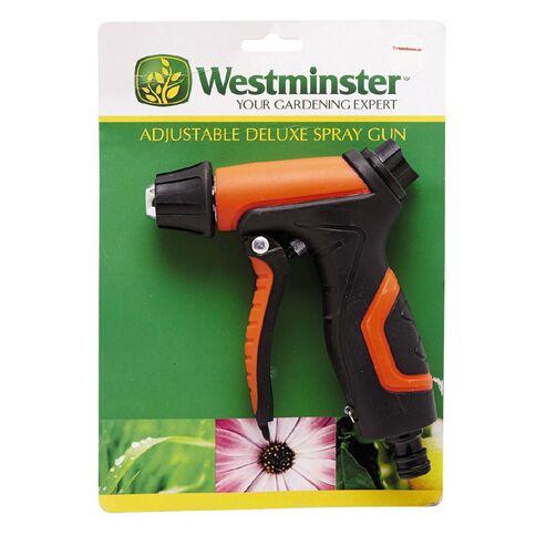 Westminster Adjustable Luxury Nozzle with Zinc Body