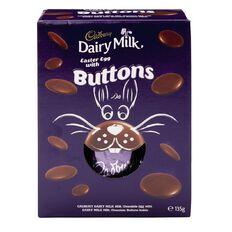 Cadbury Egg & Buttons 135g