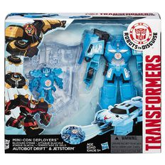 Transformers Robots in Disguise Minicon Deployers Assorted