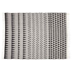 Maison d'Or Limited Edition Habitat Rug Riley Charcoal 1.5m x 2.2m