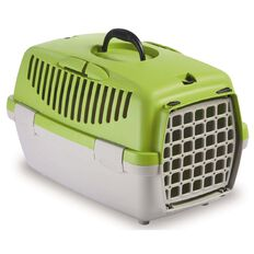 Stefanplast Pet Carrier Gulliver 1 Lime Green