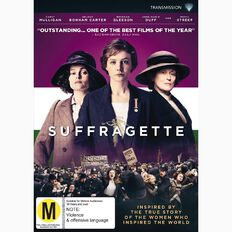 Suffragette DVD 1Disc