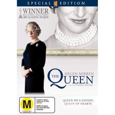 The Queen DVD 1Disc