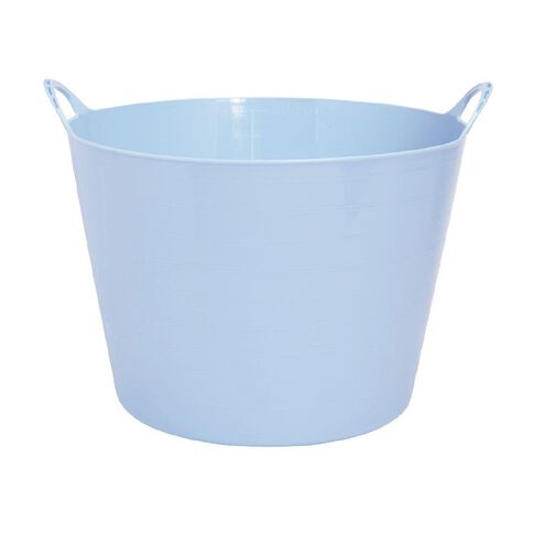 Taurus Flexi Tub Round Blue Light 40L