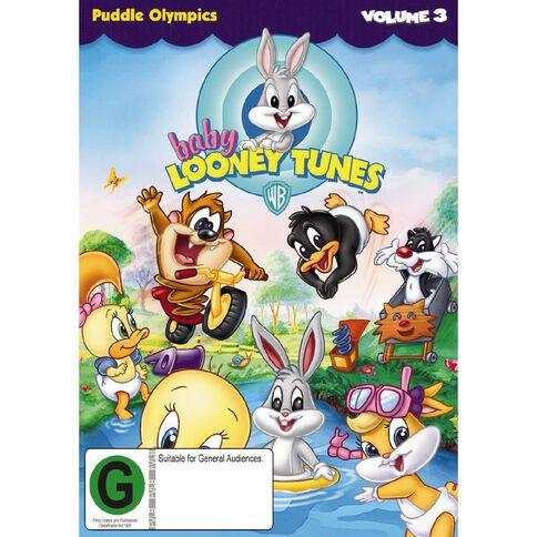 Baby Looney Tunes Volume 3 DVD 1Disc