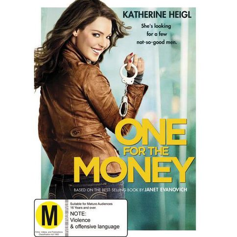 One For The Money DVD 1Disc