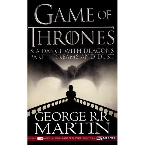 GOT#5 Dance with Dragons: Part 1 TV Tie-In by George R R Martin