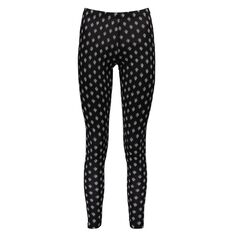 Maya Brushed Printed Leggings