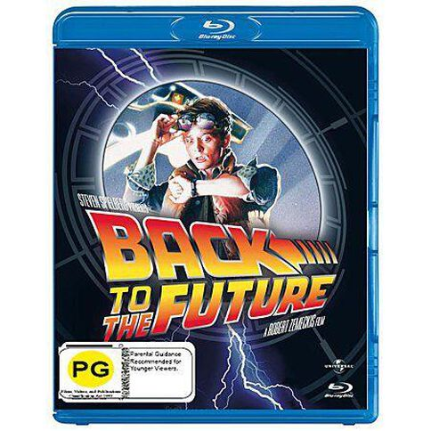 Back To The Future 1 Blu-ray 1Disc