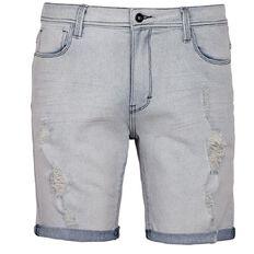 Amco Men's Abraised Shorts