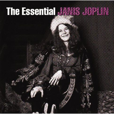 The Essential CD by Janis Joplin 2Disc