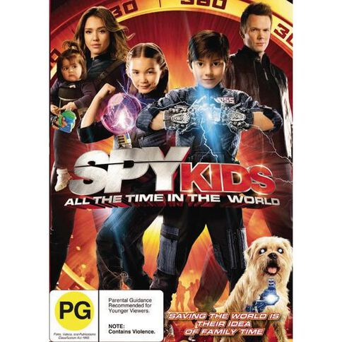 Spy Kids 4 DVD 1Disc