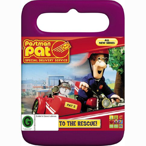 Postman Pat Special Delivery Service To The Rescue DVD 1Disc