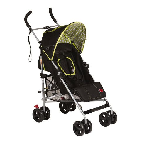 Mother's Choice Layback Stroller Citrus