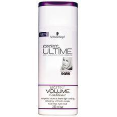 Schwarzkopf Essence Ultime Biotin+ Volume Conditioner 250ml