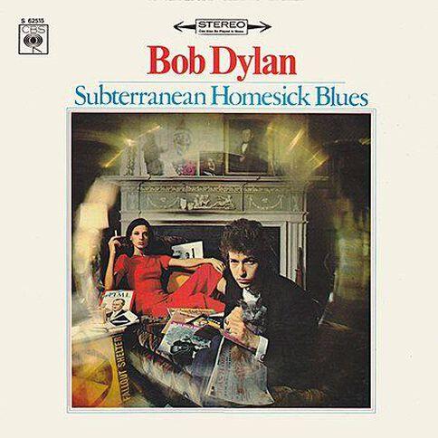 CD Bob Dylan Suberranean